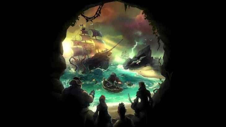 Twitch'e damga vuran Sea of Thieves Steam'de var mı?