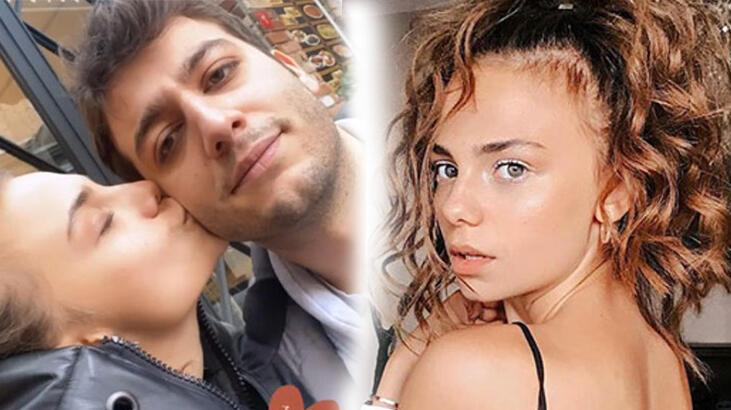 Bahar Şahin'in Cenan Adıgüzel'le ilişkisi kısa sürdü