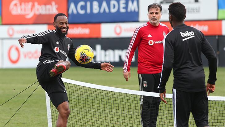 Beşiktaş'ta Gökhan Gönül idmana çıkmadı