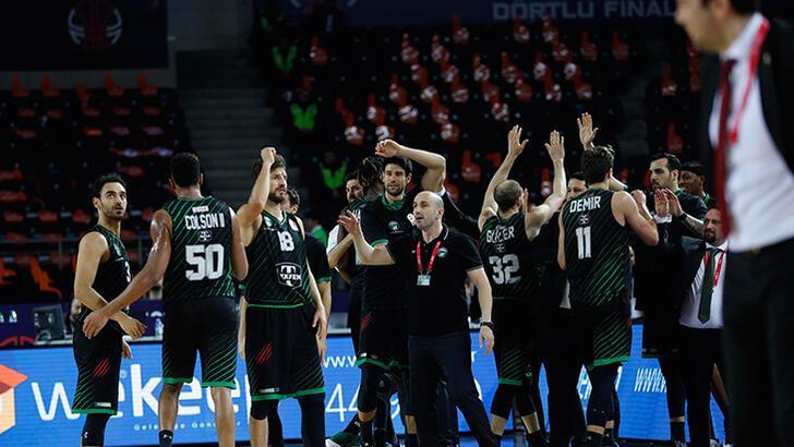 Darüşşafaka - Virtus Bologna maçı Belgrad'da oynanacak