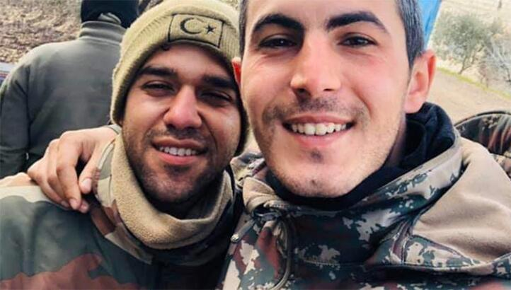 İdlib gazisinden duygulandıran paylaşım
