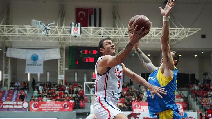 Bahçeşehir Koleji - Ventspils: 78-77