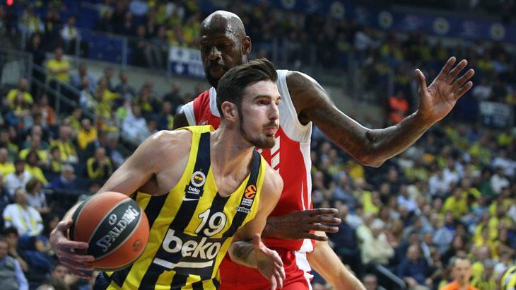 Fenerbahçe Beko - Kızılyıldız: 66-63