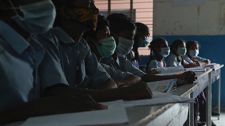 Çarpıcı rakam açıklandı! Koronavirüs 290,5 milyon öğrencinin eğitimini etkiledi