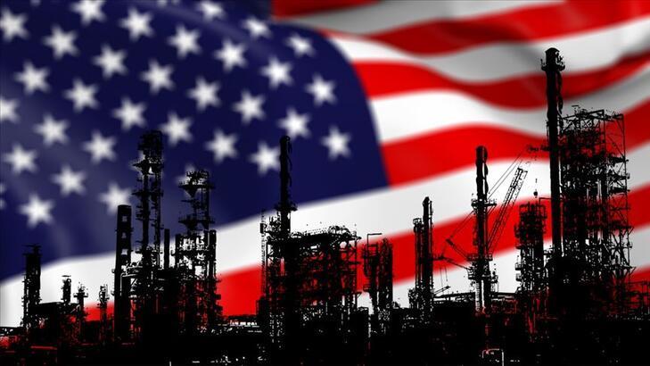 ABD'nin günlük petrol üretiminde 13,1 milyon varille yeni rekor