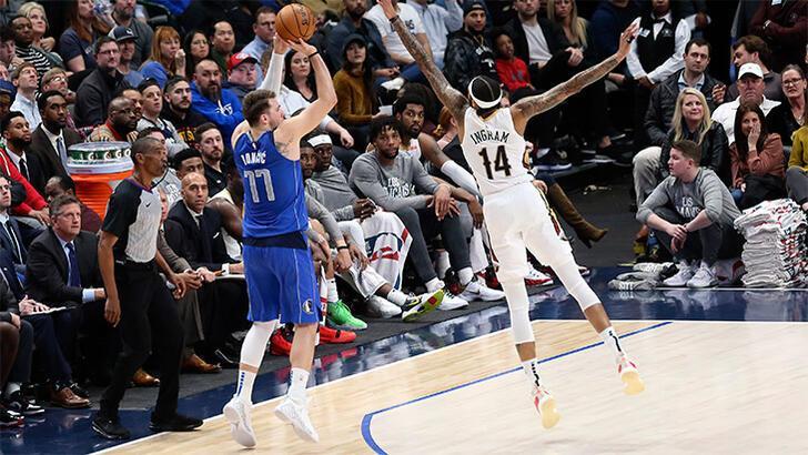 NBA'de rekorların gecesi! İşte sonuçlar...