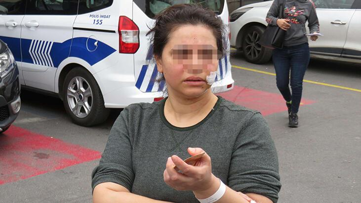 Üsküdar'da dehşet! Boşanma aşamasında olduğu kadını bıçakladı