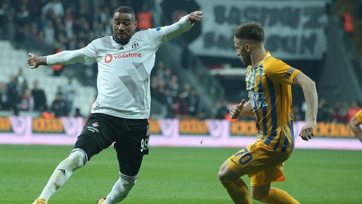Beşiktaş Ankaragücü: 2-1