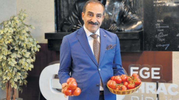 Türk domatesi Rusya yolunda