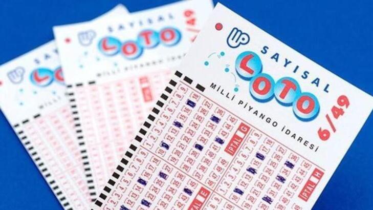 Sayısal Loto sonuçları açıklandı! 1 kişi 3 milyon 300 bin kazandı