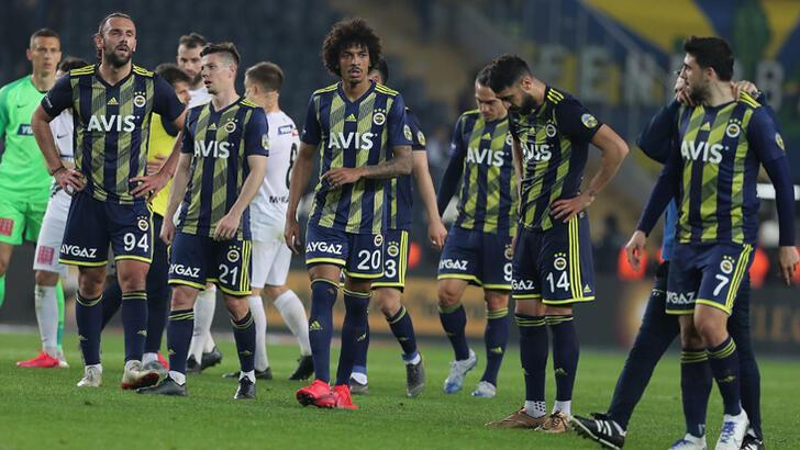 Fenerbahçe'nin kabusu bitmiyor!