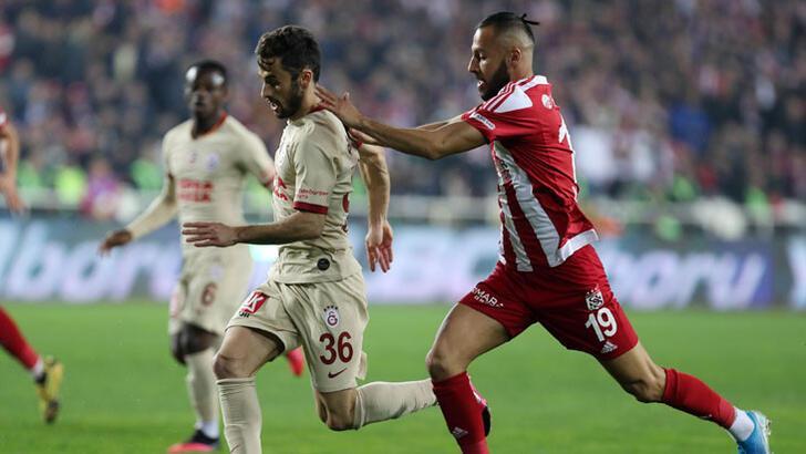 Demir Grup Sivasspor - Galatasaray: 2-2