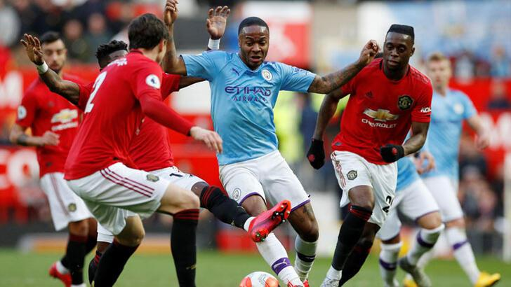 Manchester United Manchester City: 2-0