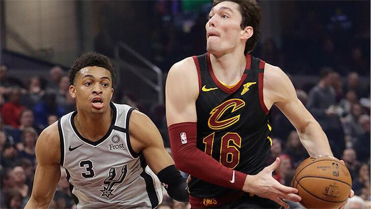 Cedi alev aldı, Cavaliers uzatmada kazandı: 132-129