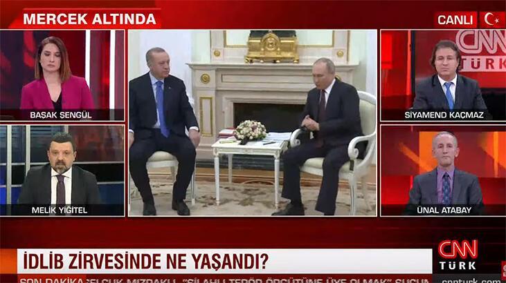 Son dakika! Türk heyeti Moskova'da ayakta bekletildi mi? Deneyimli gazeteci canlı yayında anlattı