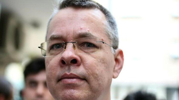 Rahip Brunson'un hapis cezasının onanması istendi