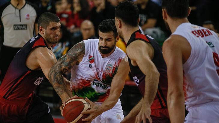 Pınar Karşıyaka, FIBA Avrupa Kupası'nda yarı final için sahada