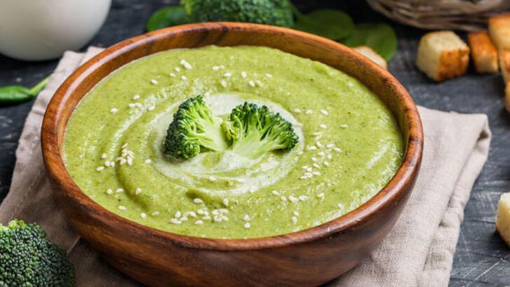Brokoli çorbası tarifi | Evde brokoli çorbası nasıl yapılır?