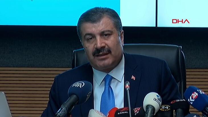 Son dakika   Sağlık Bakanı Koca'dan koronavirüs açıklaması! Okullar tatil edilecek mi?