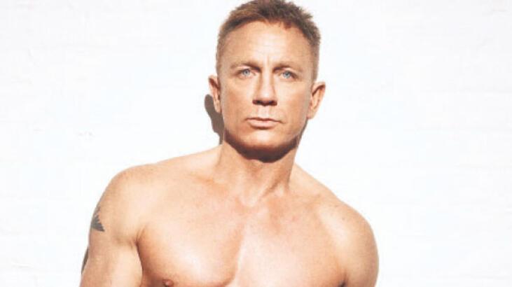 Daniel Craig pişman  olmuş!