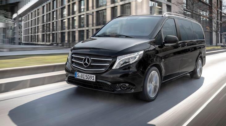 Mercedes-Benz Vito yeni modelini tanıttı!