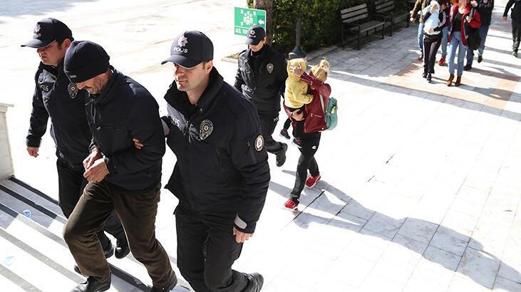 Yatağan'da, telefon dolandırıcılığına 7 tutuklama