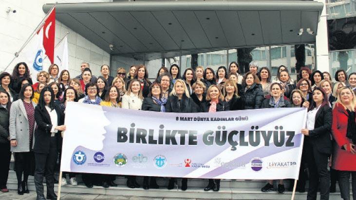 Sloganımız 'Birlikte Güçlüyüz'