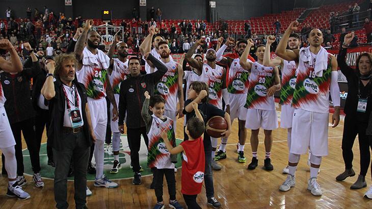 Pınar Karşıyaka, Avrupa'da yarı finalde