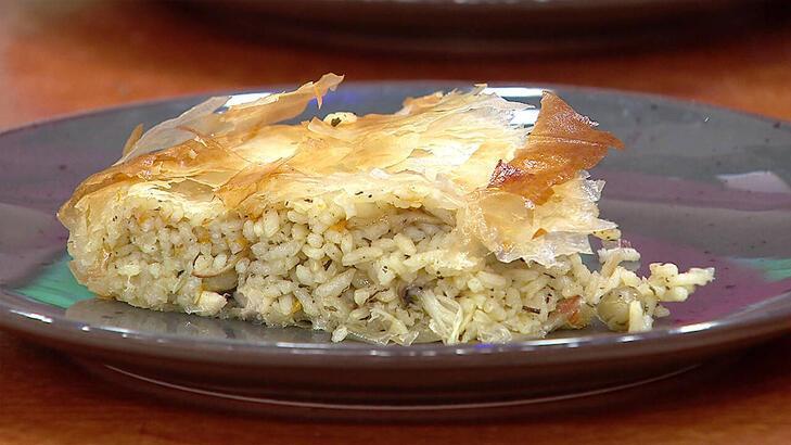 Tavuklu Revan Pilavı tarifi ve malzemeleri! Tavuklu Revan Pilavı nasıl yapılır?