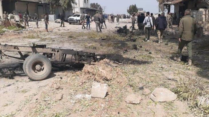 Resulayn'da pazar yerinde patlama: 3 ölü, 5 yaralı