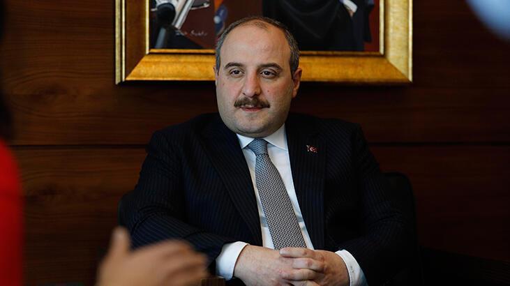 Bakan Varank: Abdullah Bey'in gurur duyduğu Gezi'nin müsebbibi biraz da kendisidir