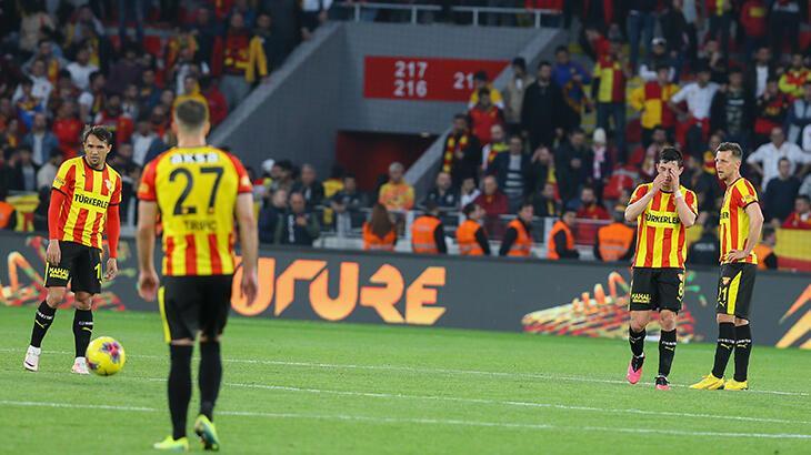 Göztepe, Süper Lig'de 3 haftadır galip gelemiyor