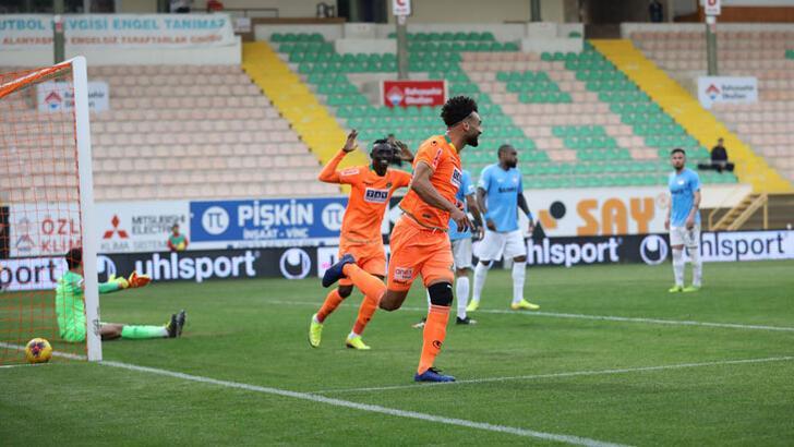 Aytemiz Alanyaspor-Gaziantep FK: 1-0
