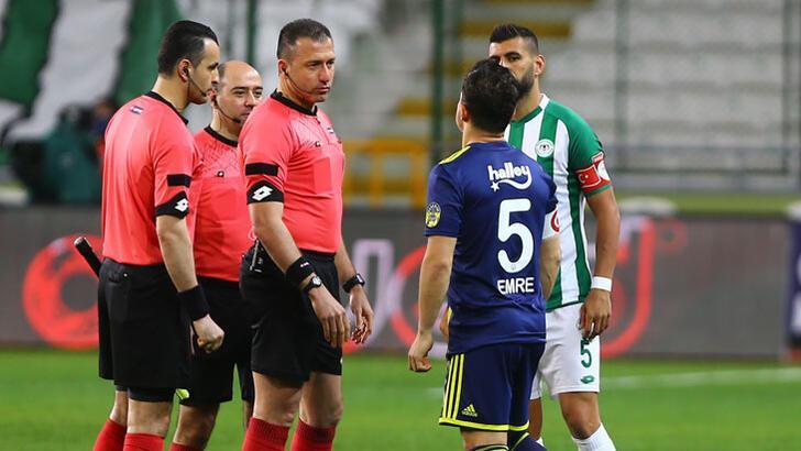 Konyaspor'dan gol göndermesi! Fenerbahçe...