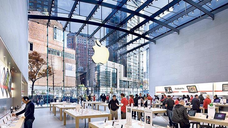 Apple, Çin dışındaki mağazalarını kapatıyor