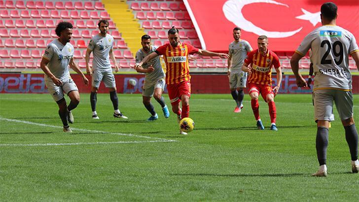 Hes Kablo Kayserispor-BtcTürk Yeni Malatyaspor: 2-1