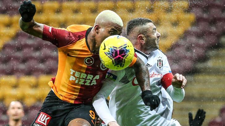 Galatasaray-Beşiktaş: 0-0