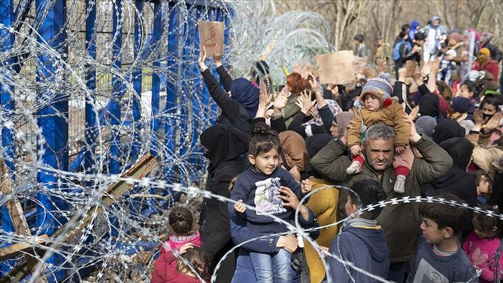 AB'nin seyahat kısıtlaması sığınmacılar için geçerli olmayacak