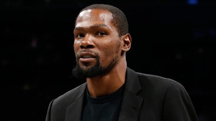 NBA'de şok! Kevin Durant'ın testi pozitif çıktı...