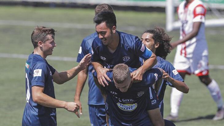 Yeni Zelanda'da koronavirüs nedeniyle Auckland City şampiyon ilan edildi