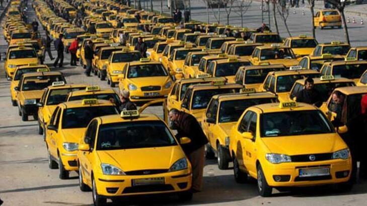 Taksi plakalarının alım-satımına corona engeli! - Son Haberler ...