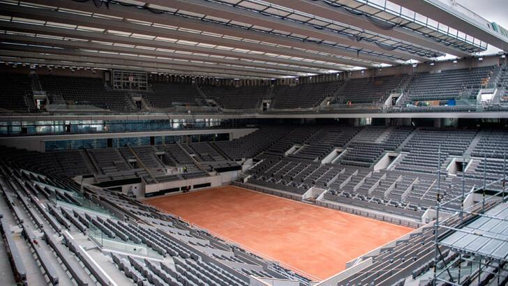 Tenis takviminde sarkma 7 Haziran'a uzadı