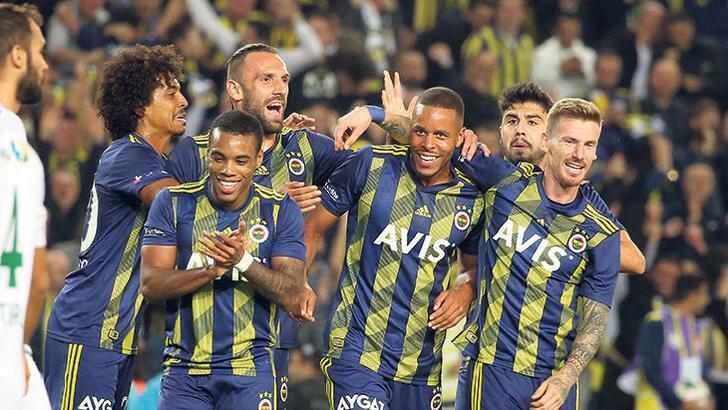 Fenerbahçe'de gözler kiralıklarda