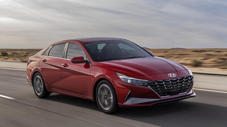 Hyundai Elantra yenilendi!