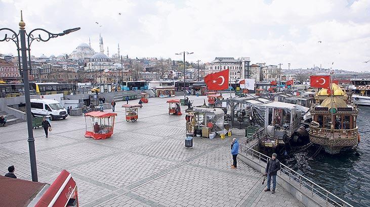 İstanbul'da 700 bin metrekarede temizlik