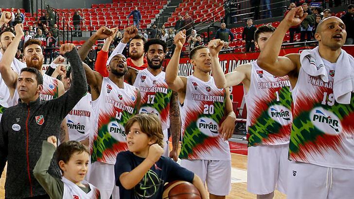 Pınar Karşıyaka'dan FIBA'ya ev sahipliği önerisi!