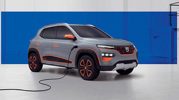 Dacia'dan 'elektrikli' atağı!