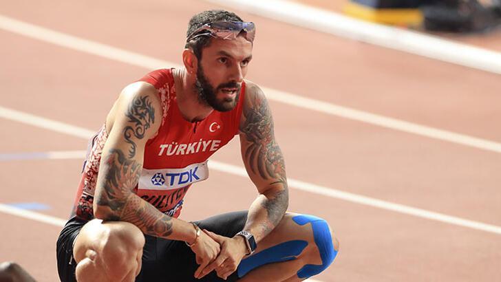 """Milli atlet Ramil Guliyev'den """"evde kal"""" çağrısı!"""