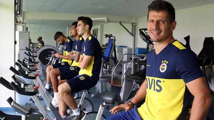 """Fenerbahçe """"online"""" idmanlara başlıyor"""