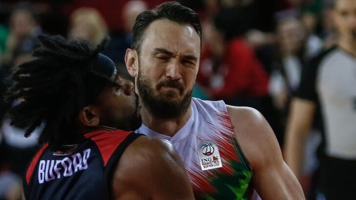 Gaziantep Basketbol'da 2 oyuncuyla yollar ayrıldı